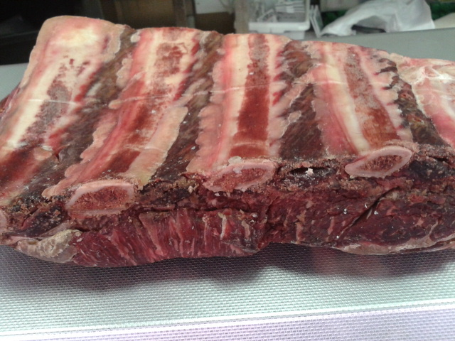 Jacobs Ladder Beef Ribs Morley Butchers