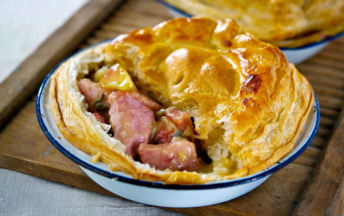 morley butchers gammon pie
